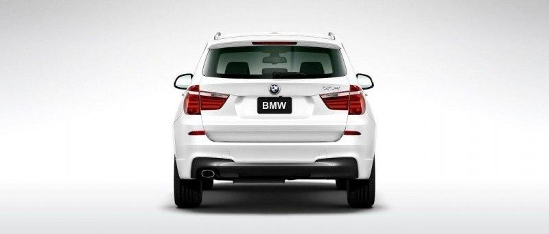 2015 BMW X3 M Sport 21