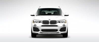 2015 BMW X3 M Sport 3
