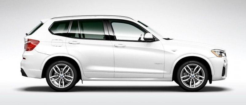 2015 BMW X3 M Sport 30