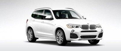 2015 BMW X3 M Sport 36