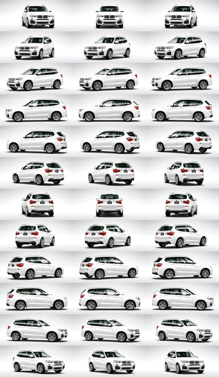 2015 BMW X3 M Sport 38-tile