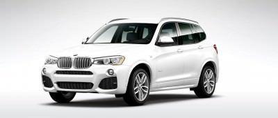 2015 BMW X3 M Sport 6