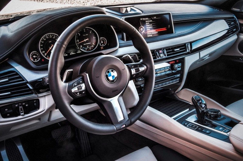 2015 BMW X6 xDrive50i INTERIOR 3