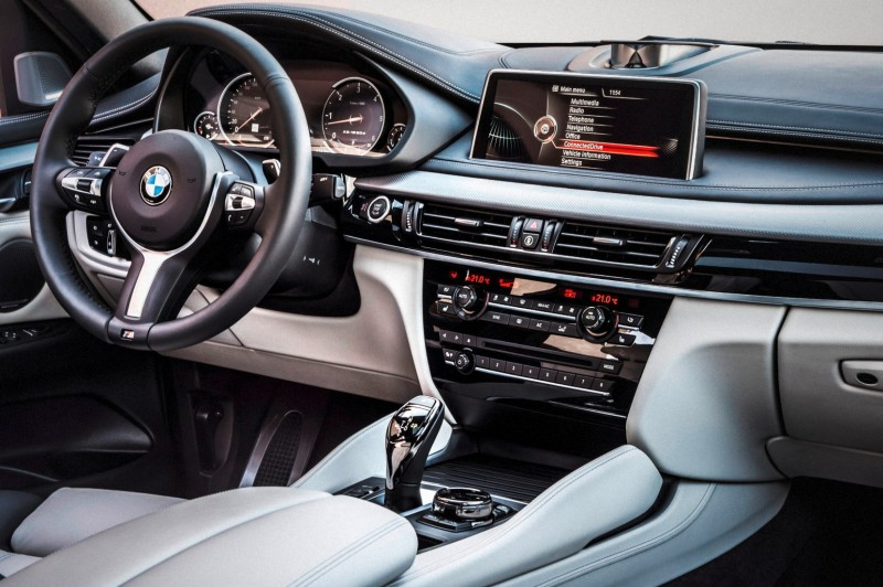 2015 BMW X6 xDrive50i INTERIOR 4
