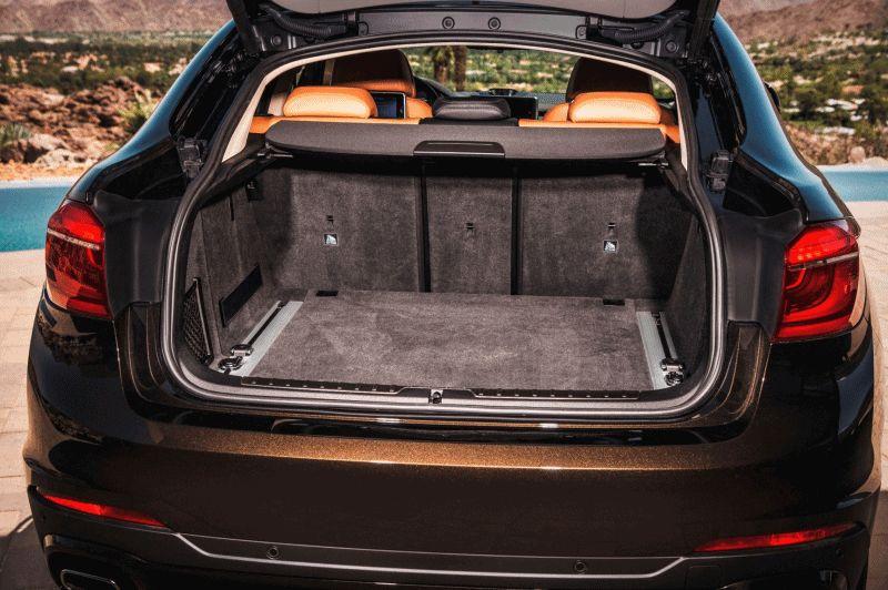 2015 BMW X6 xDrive50i INTERIOR GIF333