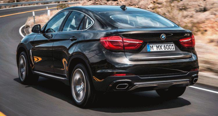 2015 BMW X650i GIF 1