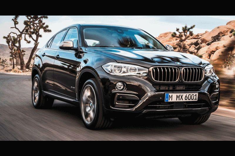 2015 BMW X650i GIF 2