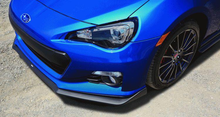 2015 BRZ Series Blue GIF