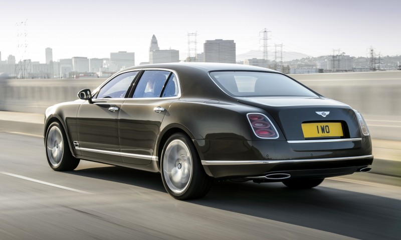 2015 Bentley Mulsanne Speed 1