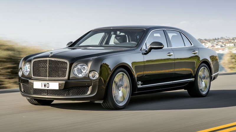 2015 Bentley Mulsanne Speed 3