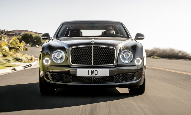 2015 Bentley Mulsanne Speed 4