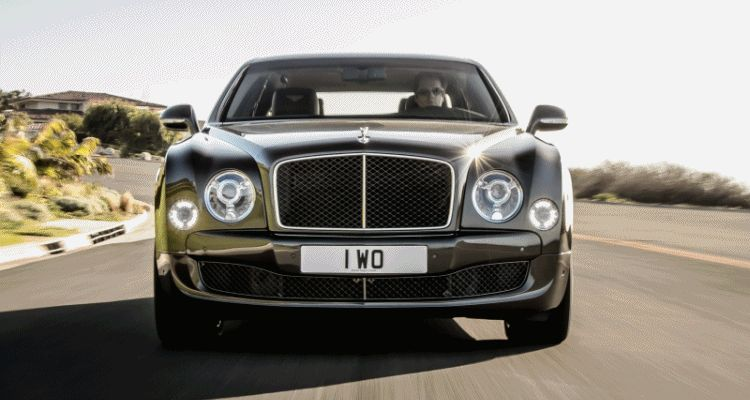 2015 Bentley Mulsanne Speed gif