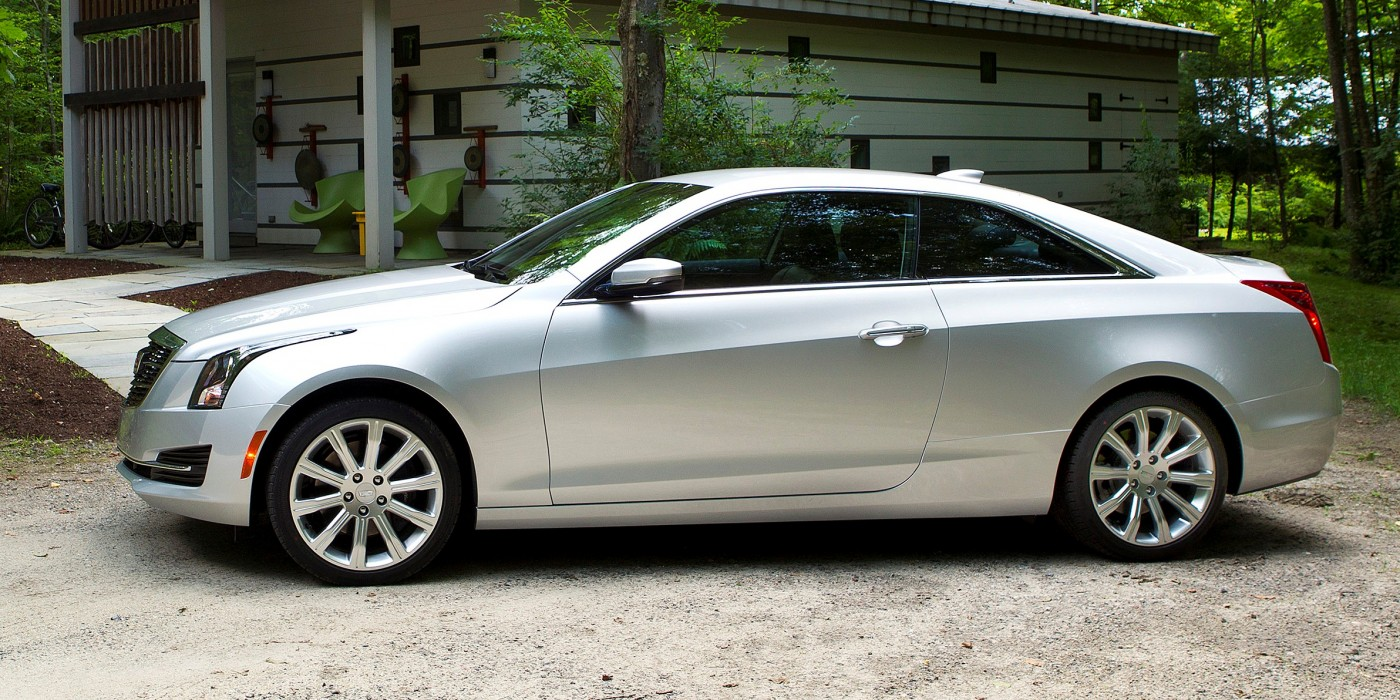 2015 Cadillac Ats Coupe Includes Overboost And 5 6s 0 60