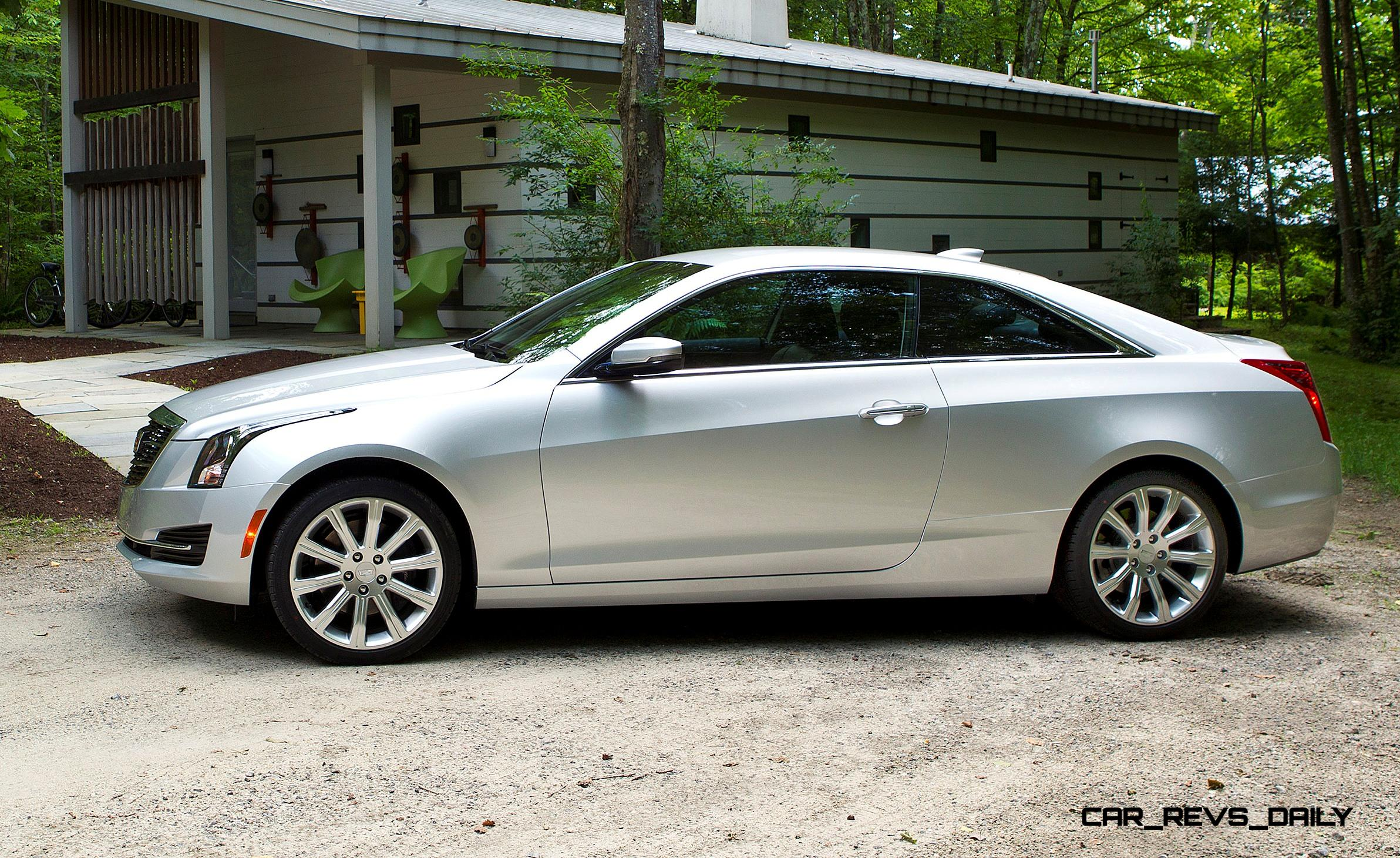 Updated With 44 Real-Life Photos - 2015 Cadillac ATS Coupe ...