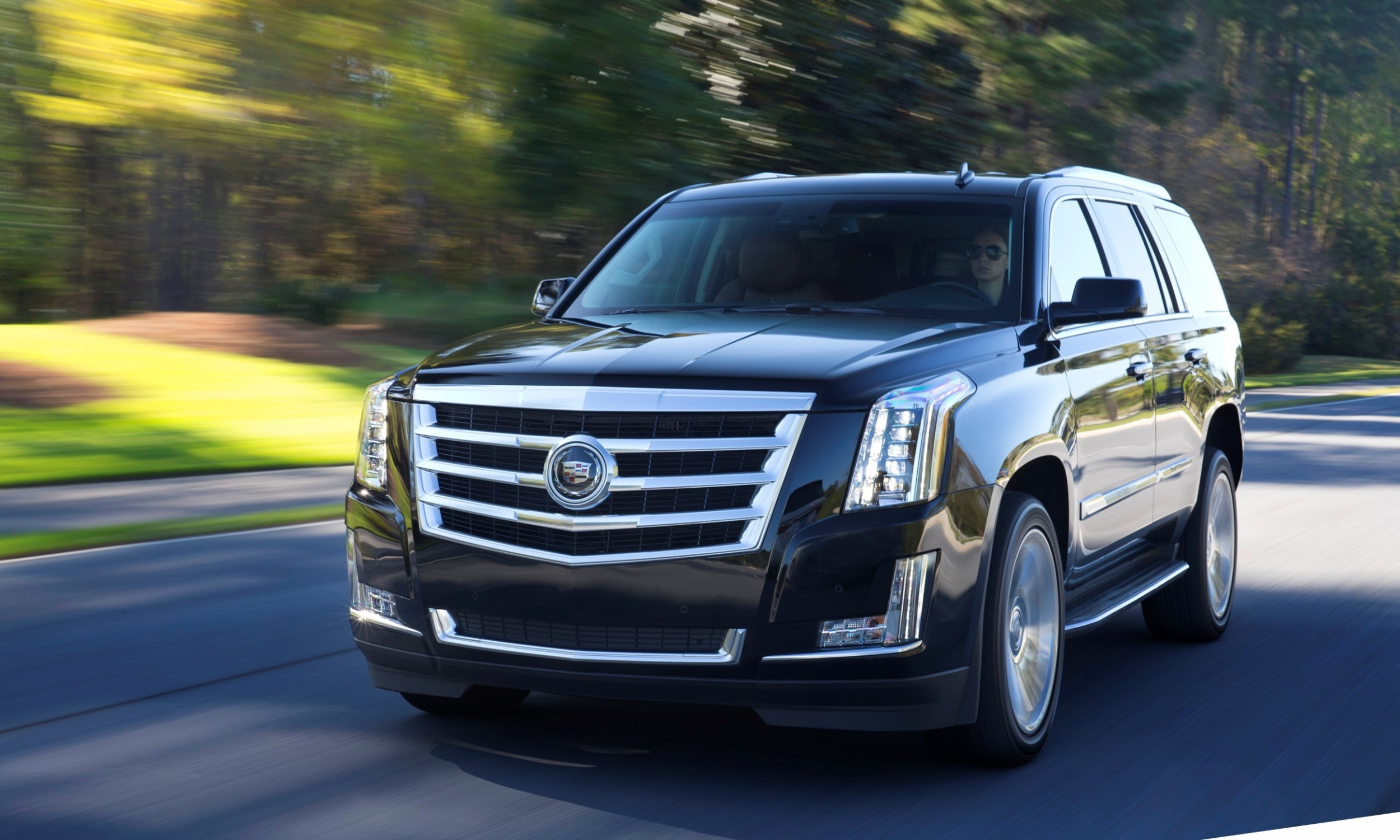 Escalade Cadillac 2015 Updated With Real-Life...
