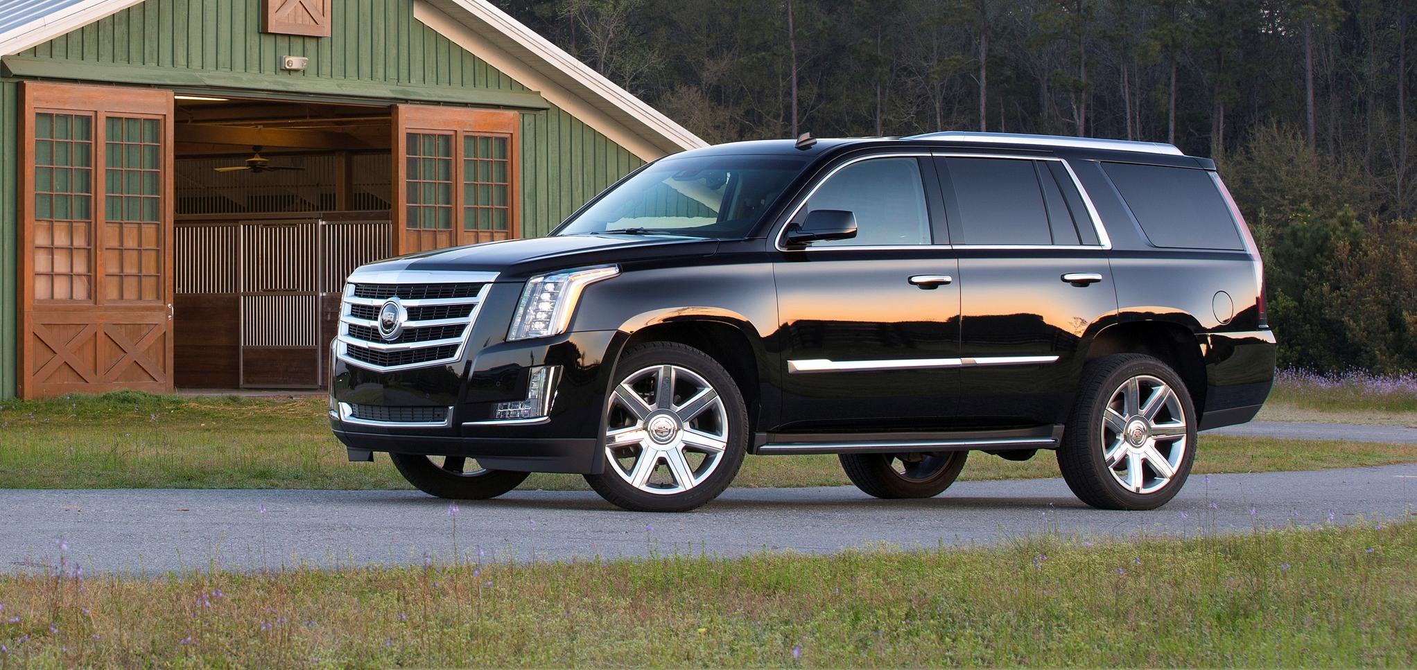 2015 Cadillac Escalade Exterior Walkaround 2013 La Autos Post