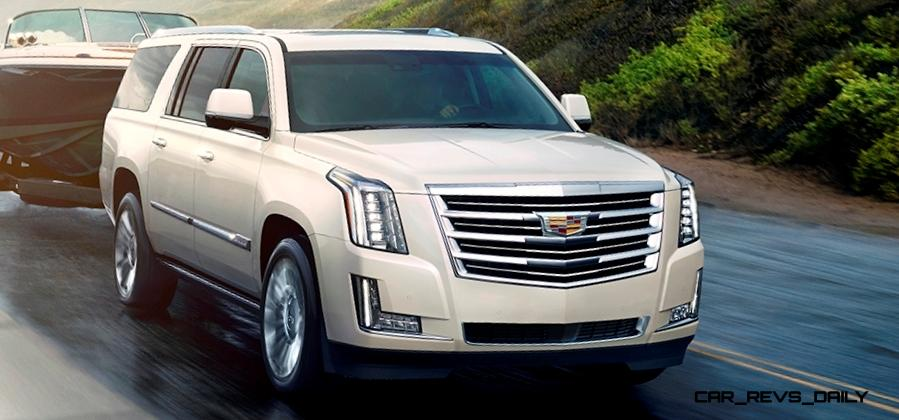 2015 cadillac escalade platinum brings new crest emblem 8 sp auto and posher cabin from 90k. Black Bedroom Furniture Sets. Home Design Ideas