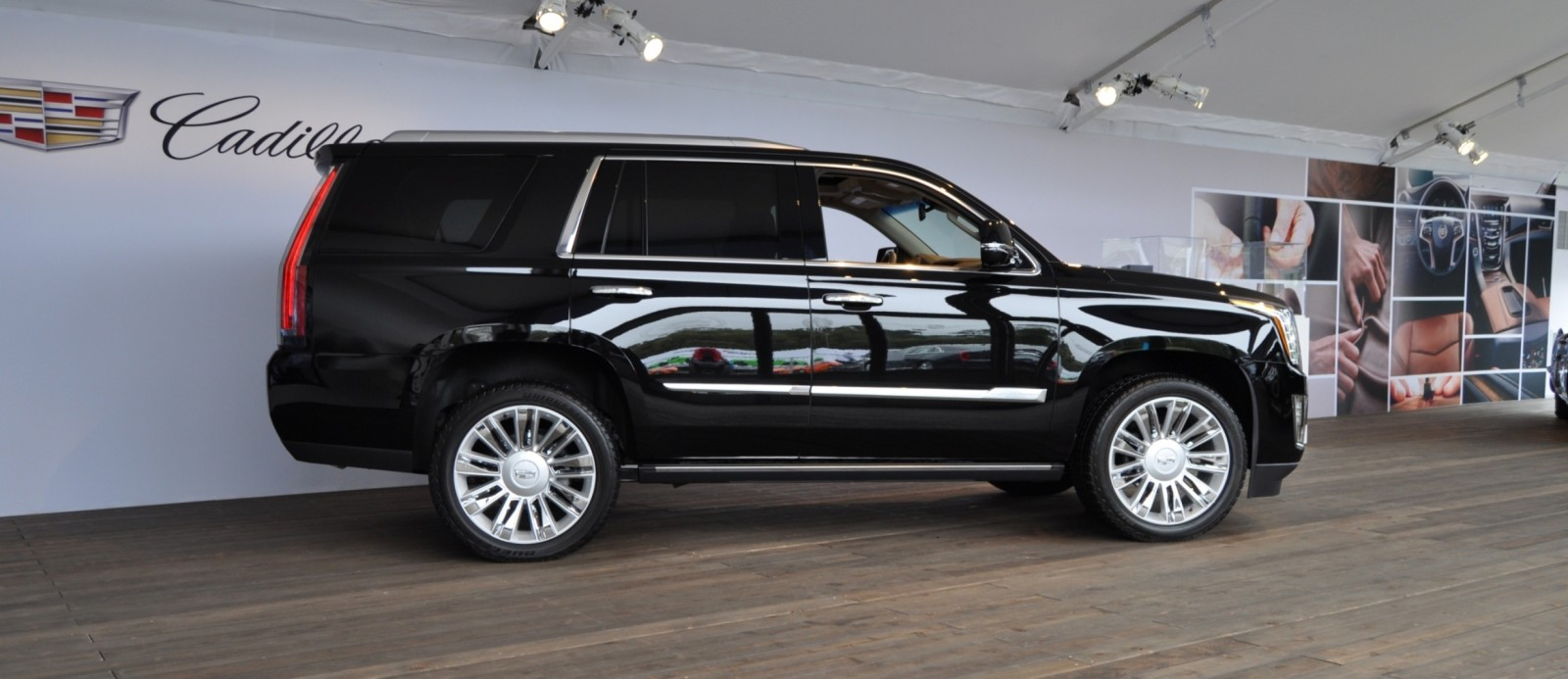 2015 Cadillac Escalade Platinum and Standard Model Unveiled for Pebble Beach 20