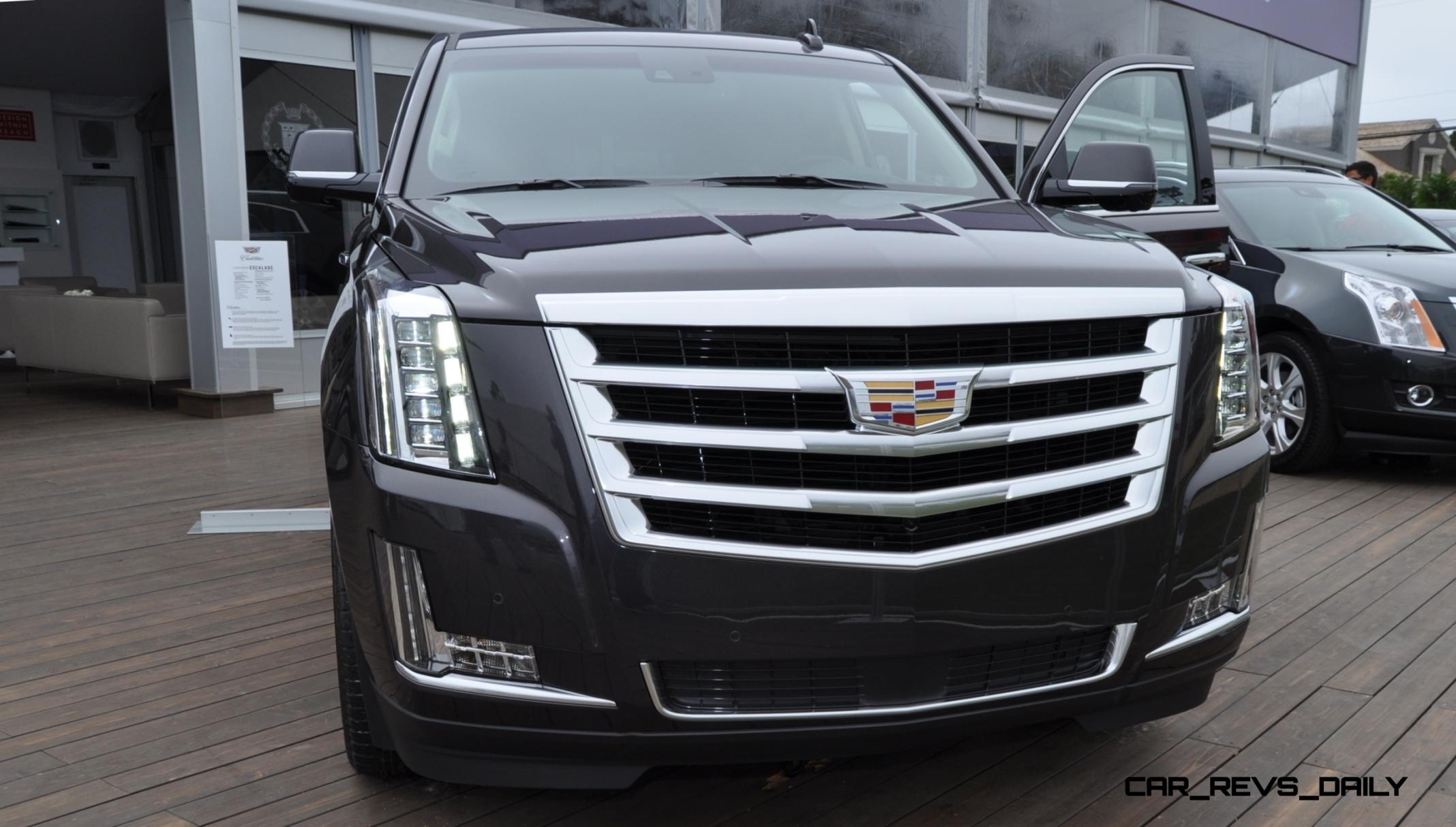 updated with drive video 2015 cadillac escalade platinum. Black Bedroom Furniture Sets. Home Design Ideas