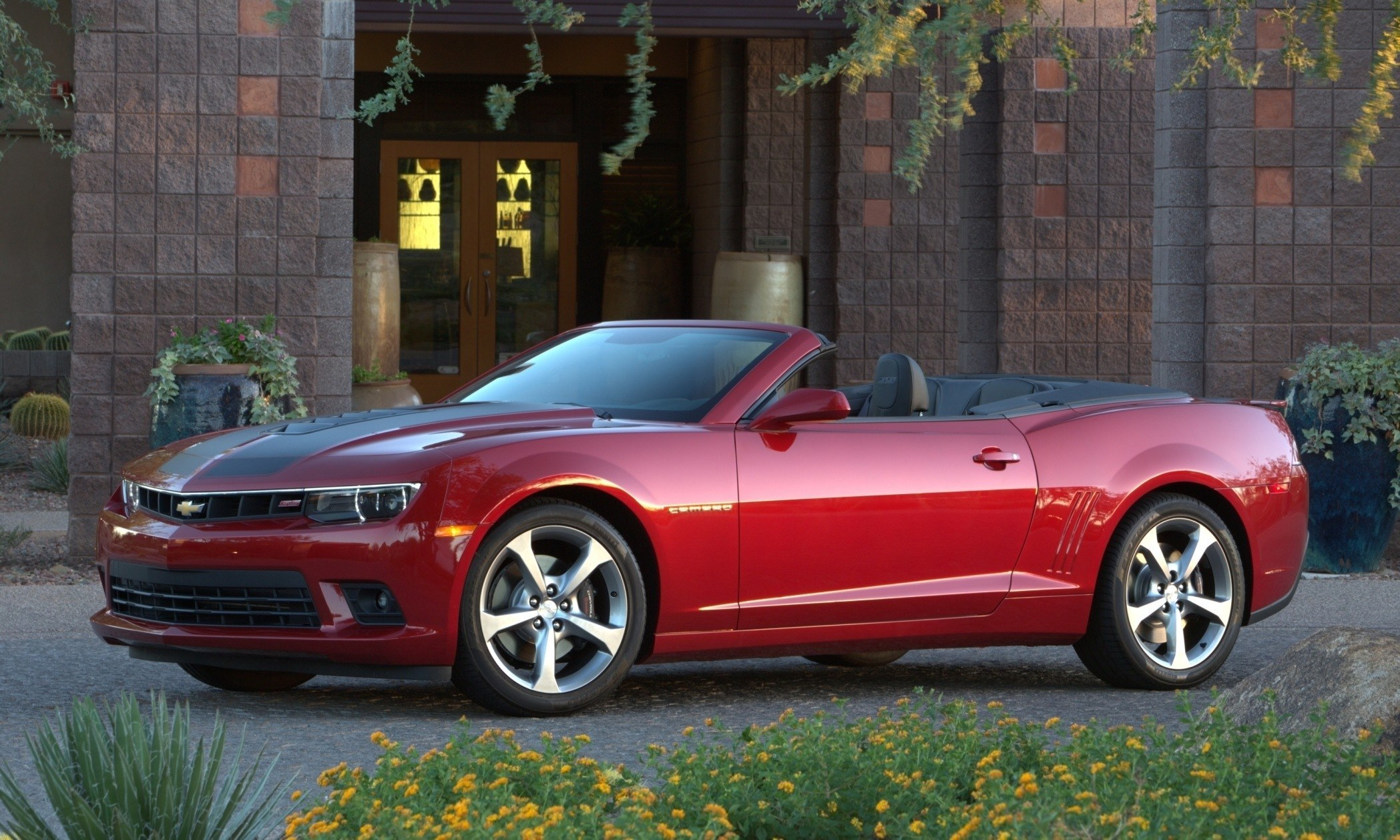 Musclecar Mega Galleries - 2015 Chevrolet Camaro 1LE, ZL1 ...