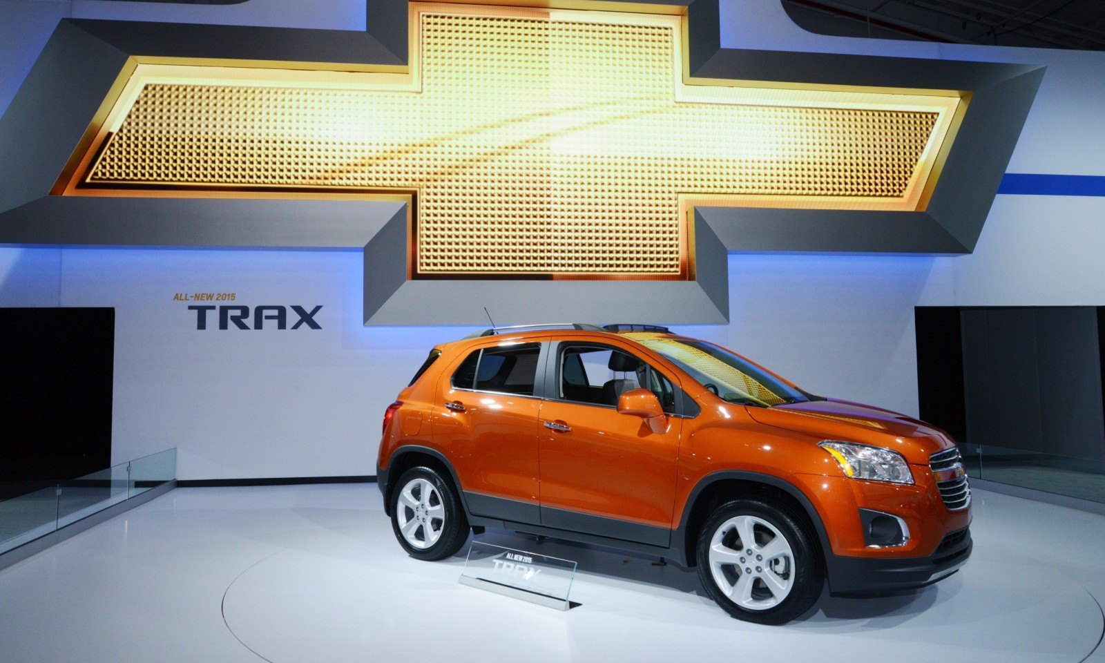 2015 Chevrolet Trax USA Arrival In September 12