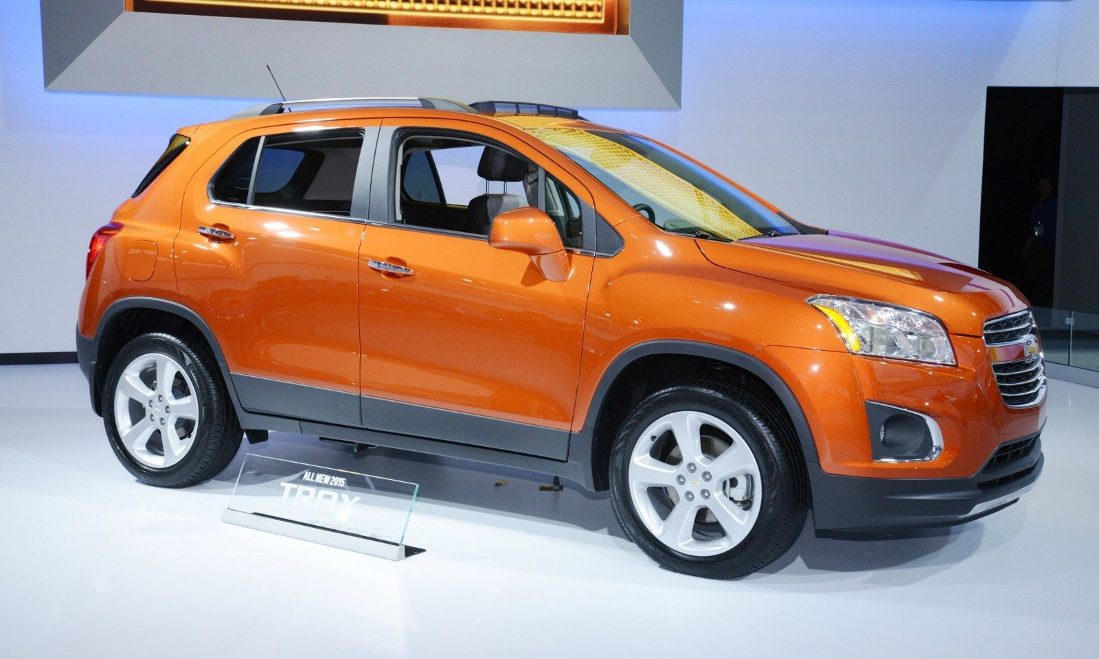 2015 Chevrolet Trax USA Arrival In September 13
