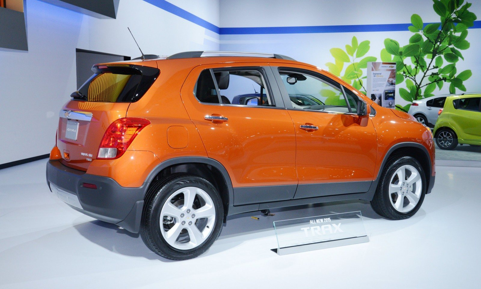 2015 Chevrolet Trax USA Arrival In September 14