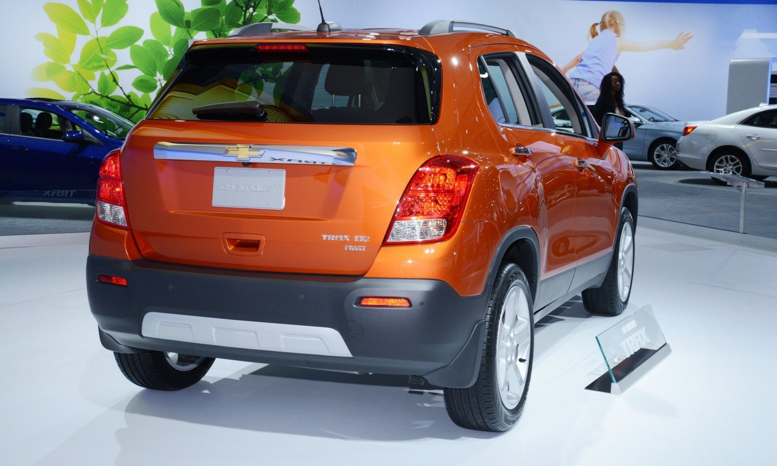 2015 Chevrolet Trax USA Arrival In September 15