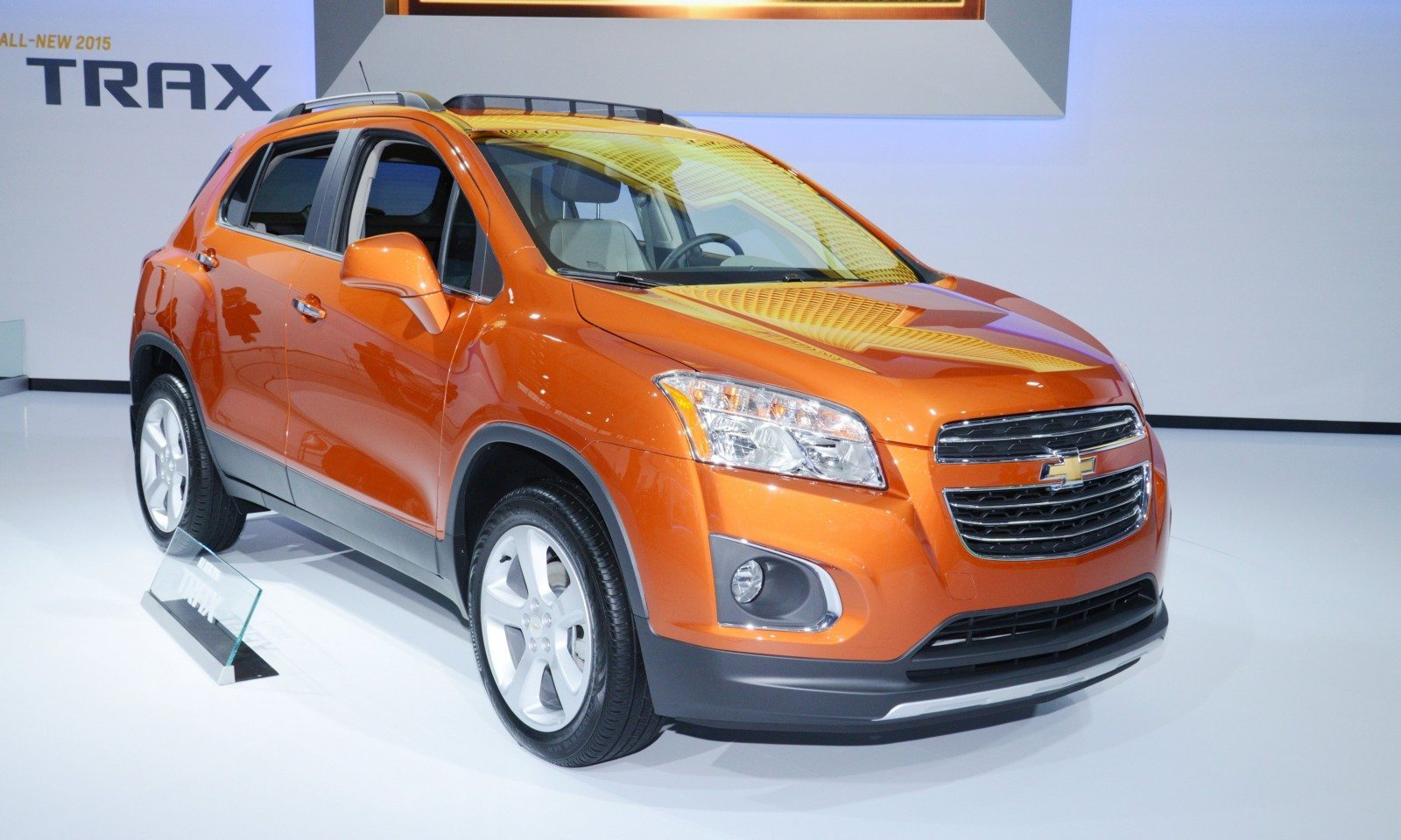 2015 Chevrolet Trax USA Arrival In September 16