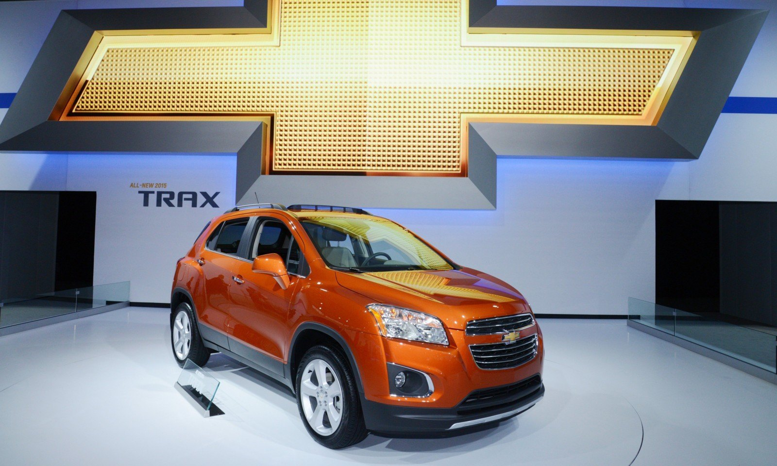 2015 Chevrolet Trax USA Arrival In September 17