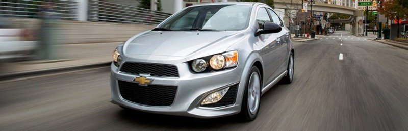 2015 Chevy Sonic RS Sedan COLORS and Buyers Guide Info 3