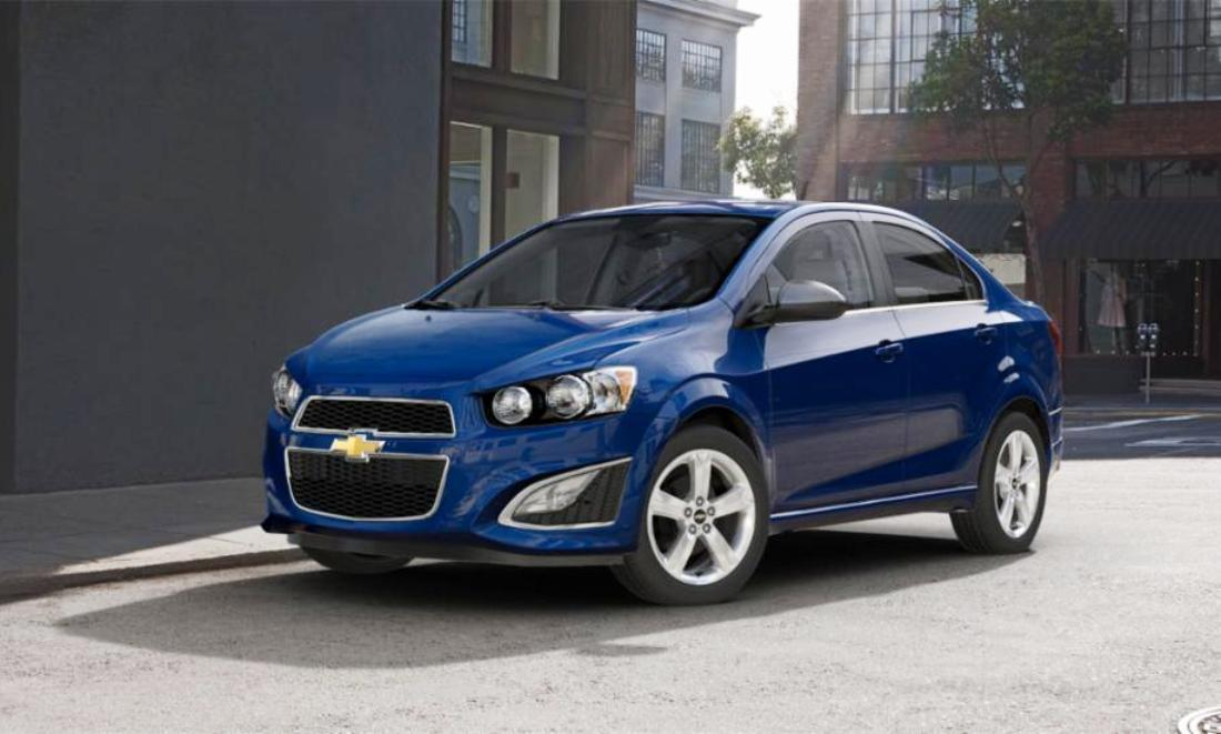 2015 chevy sonic rs sedan colors and buyers guide info. Black Bedroom Furniture Sets. Home Design Ideas