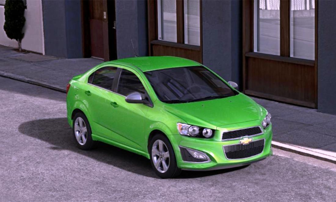 2015 chevy sonic rs sedan colors and buyers guide info 49. Black Bedroom Furniture Sets. Home Design Ideas