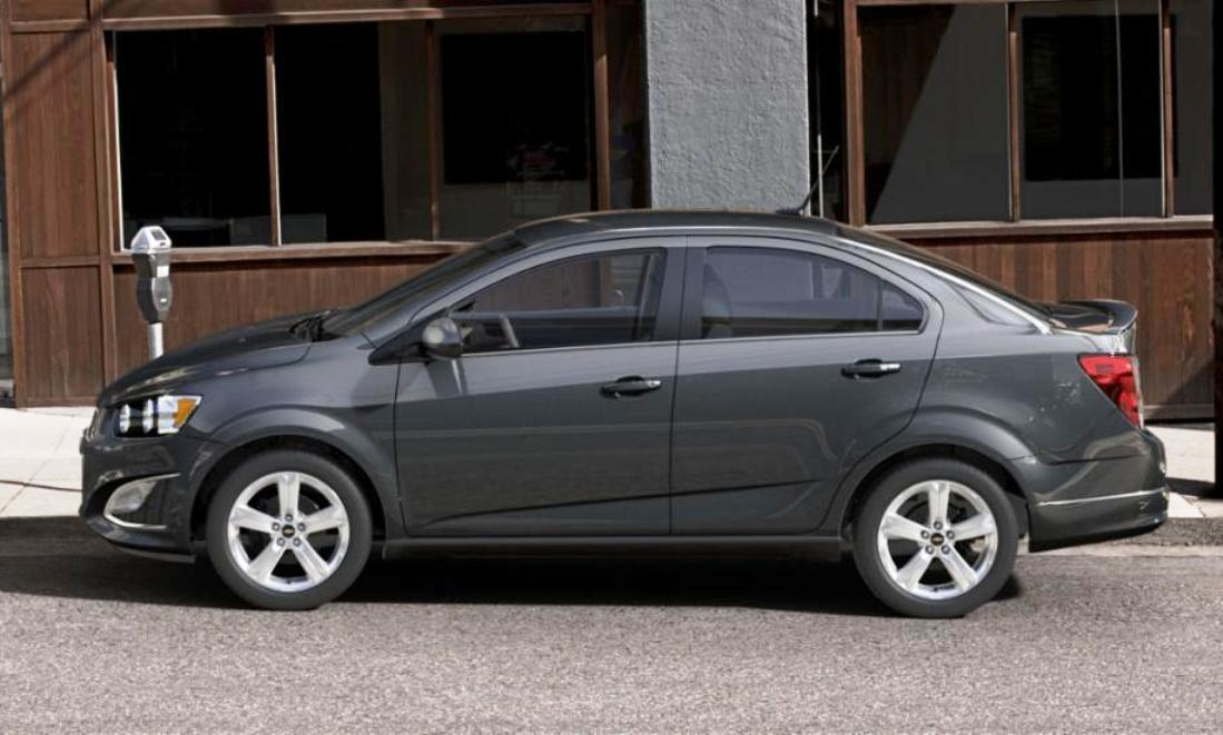 2015 chevy sonic rs sedan colors and buyers guide info 51. Black Bedroom Furniture Sets. Home Design Ideas