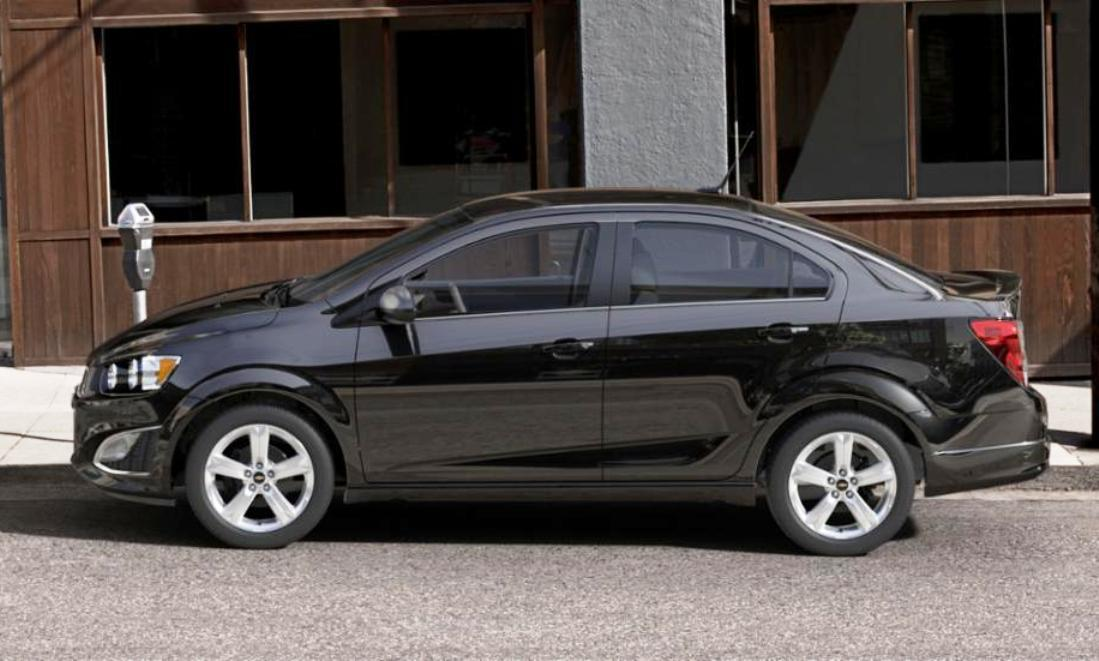 2015 chevy sonic rs sedan colors and buyers guide info 55. Black Bedroom Furniture Sets. Home Design Ideas