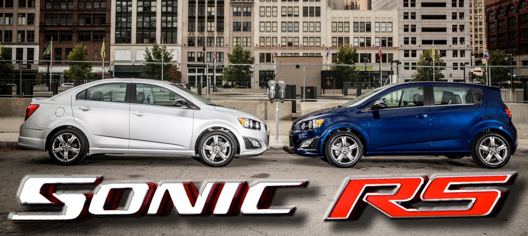Chevy Sonic Rs Sedan And Ltz Dusk Join Cool Rs Hatch With Dark Rims Body Kit And Sporty Handling Tune