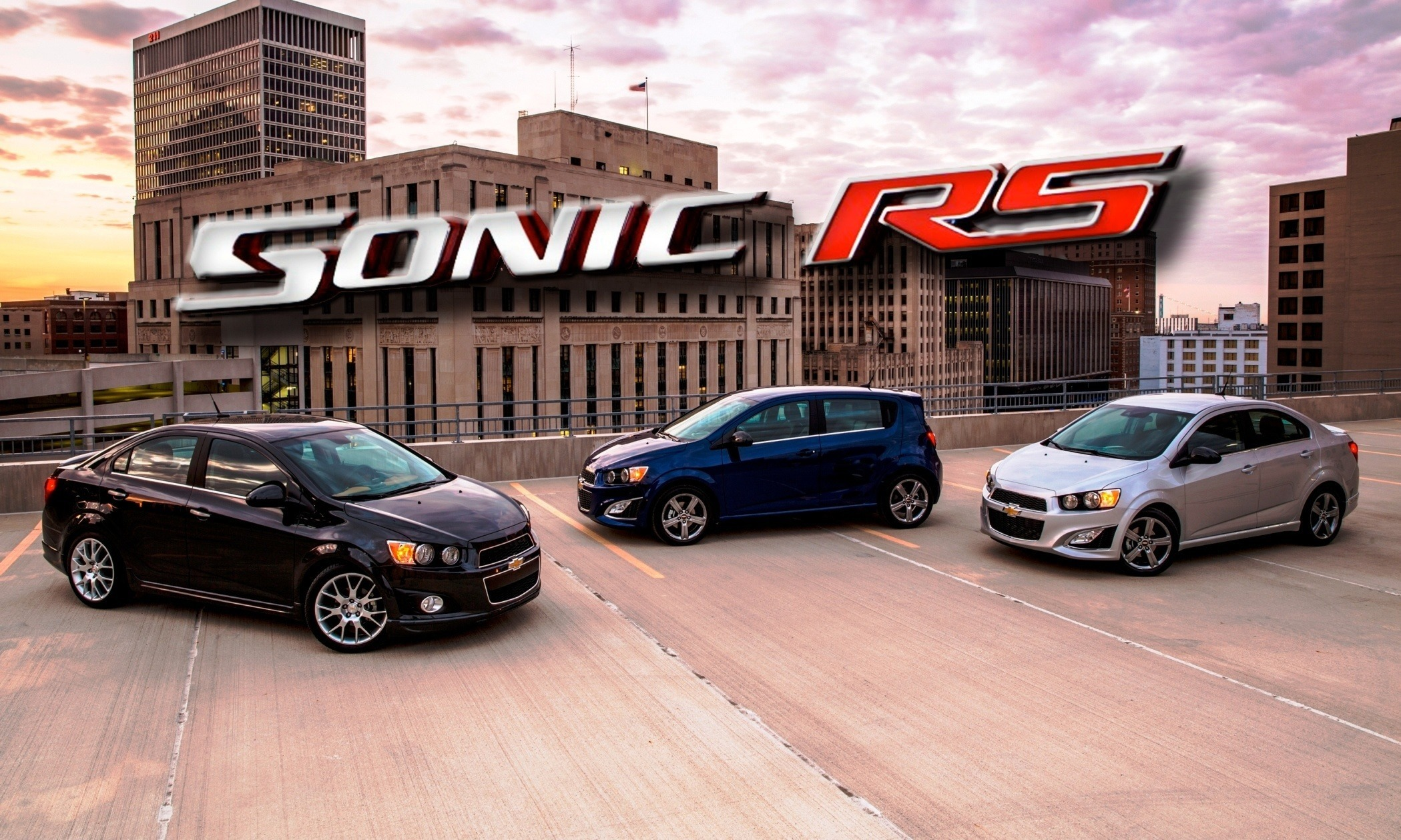 ... 2015 Chevy Sonic RS Sedan And LTZ Dusk  ?