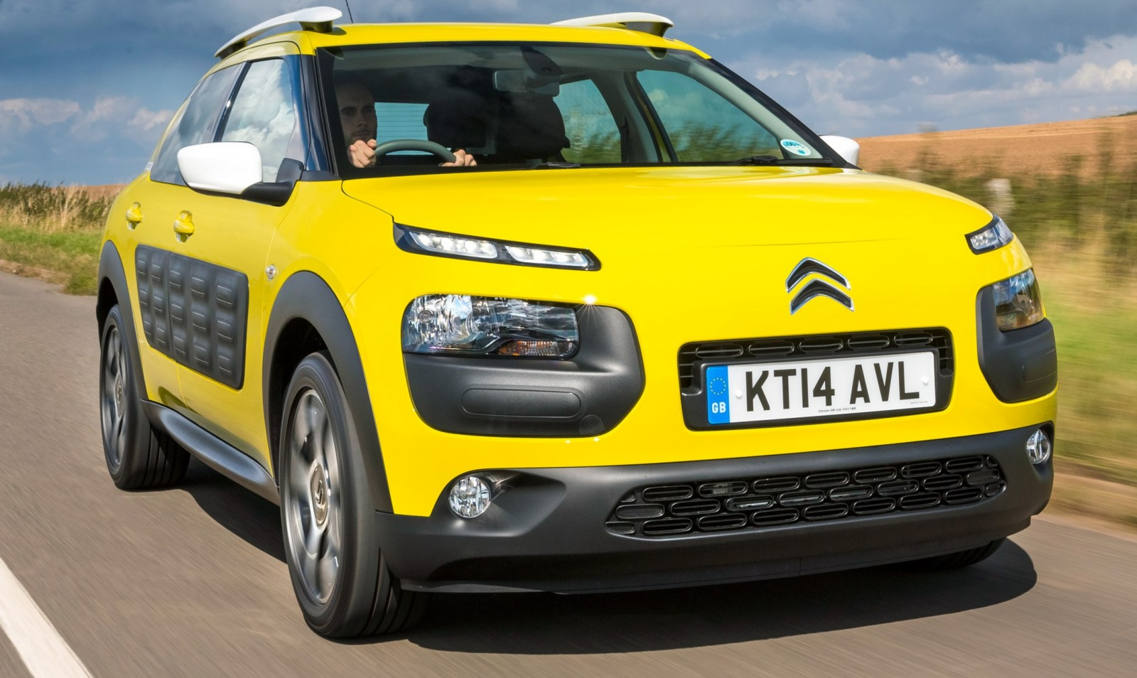 2015 citroen c4 cactus 3 car revs. Black Bedroom Furniture Sets. Home Design Ideas
