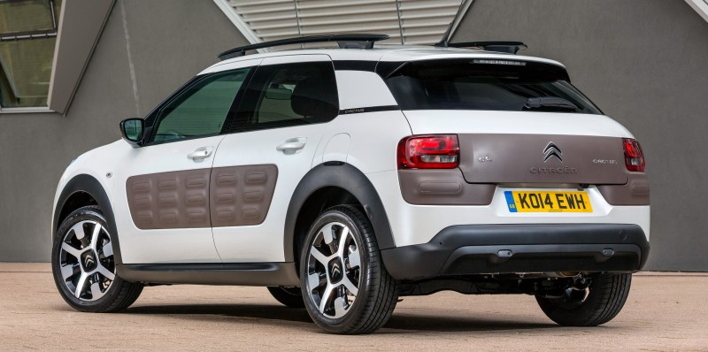 2015 Citroen C4 Cactus Is Large-Cabin Crossover With Funky Design Details 2015 Citroen C4 Cactus Is Large-Cabin Crossover With Funky Design Details 2015 Citroen C4 Cactus Is Large-Cabin Crossover With Funky Design Details