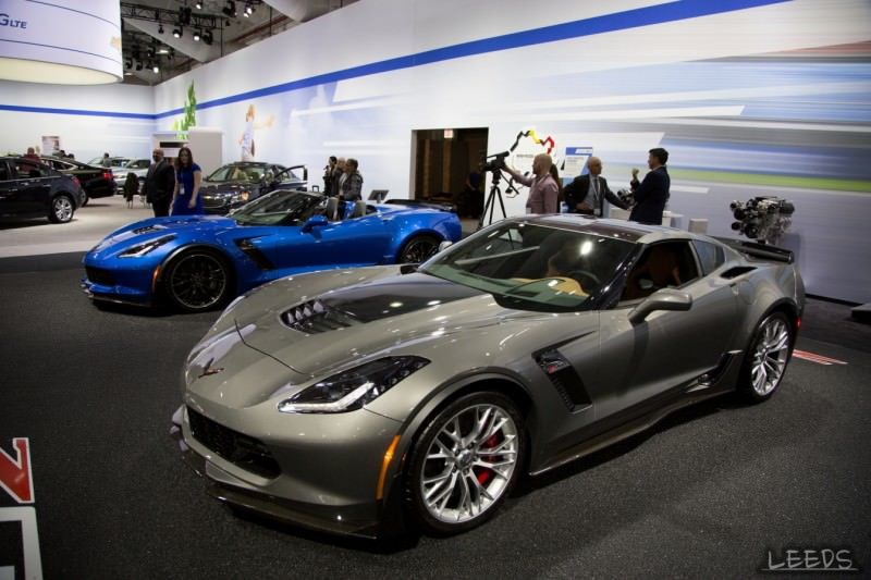 2015 Corvette Z06 - Tech Specs, Arrival Dates, Pricing and Z07 Package 11