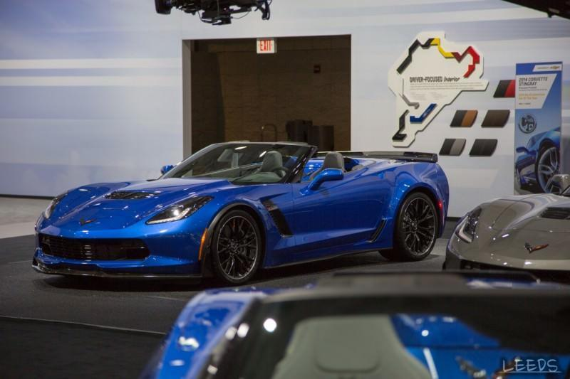2015 Corvette Z06 - Tech Specs, Arrival Dates, Pricing and Z07 Package 17