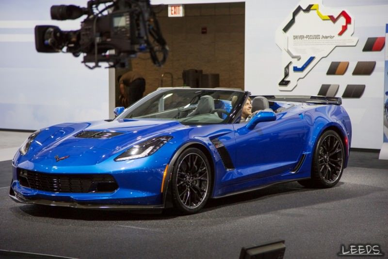 2015 Corvette Z06 - Tech Specs, Arrival Dates, Pricing and Z07 Package 19