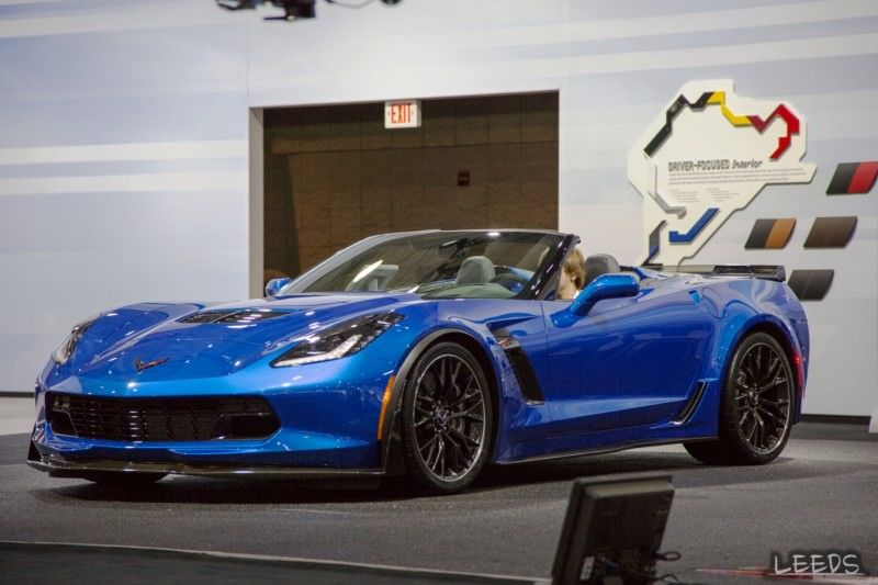2015 Corvette Z06 - Tech Specs, Arrival Dates, Pricing and Z07 Package 20