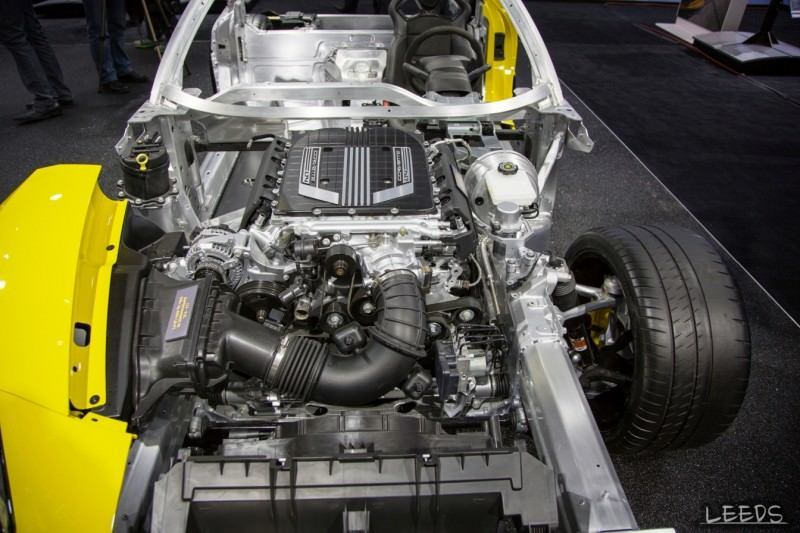 2015 Corvette Z06 - Tech Specs, Arrival Dates, Pricing and Z07 Package 21