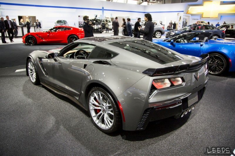 2015 Corvette Z06 - Tech Specs, Arrival Dates, Pricing and Z07 Package 44