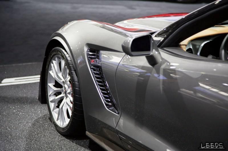 2015 Corvette Z06 - Tech Specs, Arrival Dates, Pricing and Z07 Package 45
