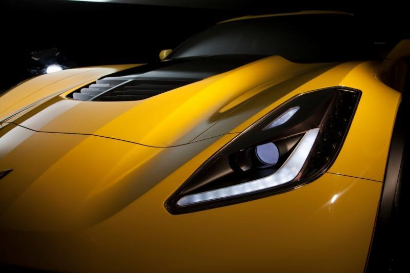 2015 Corvette Z06 - Tech Specs and Z07 Package + 105 ALL-NEW