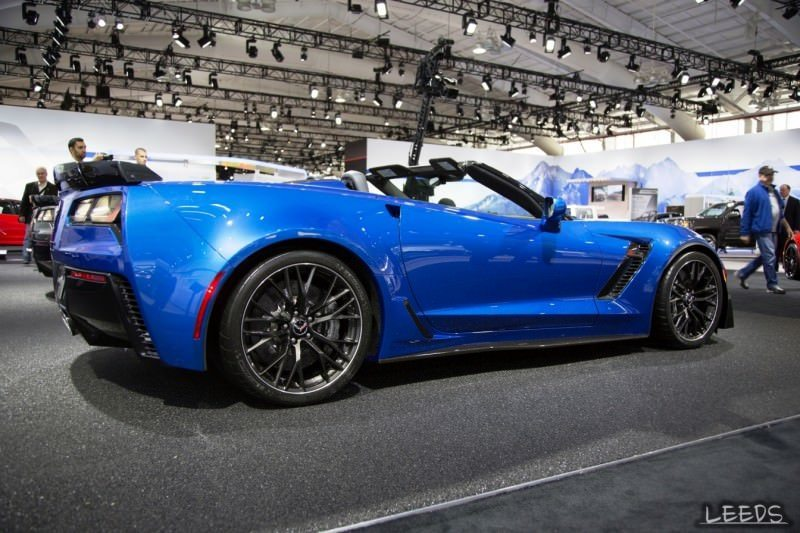 2015 Corvette Z06 - Tech Specs, Arrival Dates, Pricing and Z07 Package 61