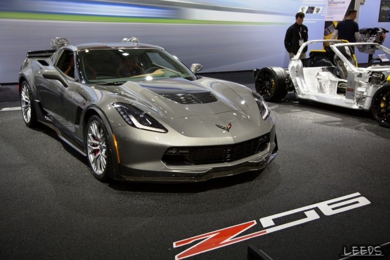 2015 Corvette Z06 - Tech Specs, Arrival Dates, Pricing and Z07 Package 67
