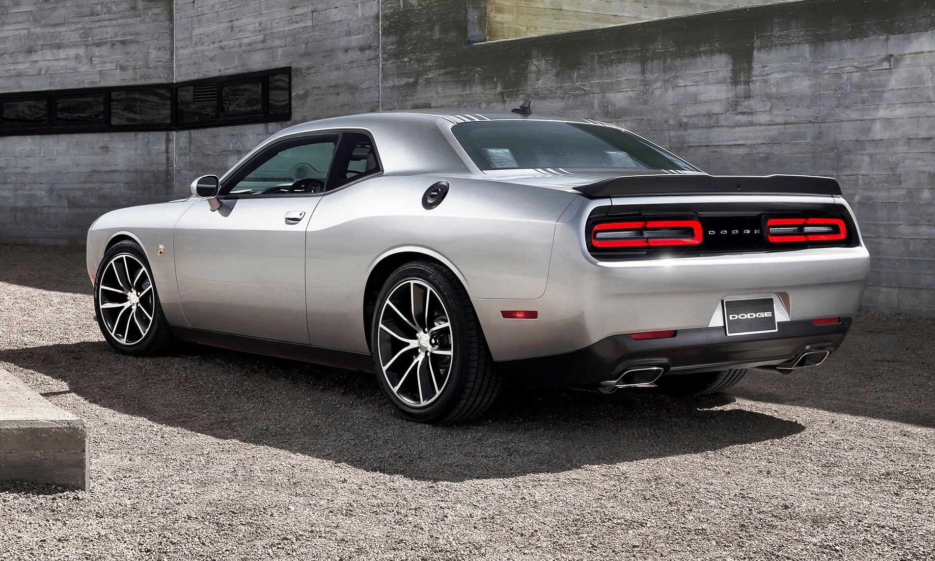 Dodge Challenger Is Sporty At All Levels L Scat Pack L V Rt And Even V Super Track Pak